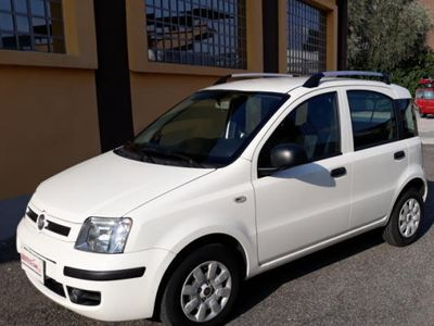 usata Fiat Panda 1.3 MTJ VAN - OMOLOGATO AUTOCARRO 4 POSTI!
