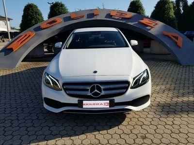 usata Mercedes E200 Auto Business rif. 10701237