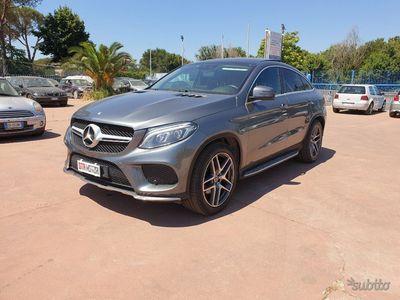 usata Mercedes GLE350 d 4Matic Coupé Premium Plu