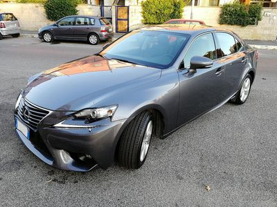 usata Lexus IS300h (3ª serie) - 2016 Euro 6 - PERFETTA