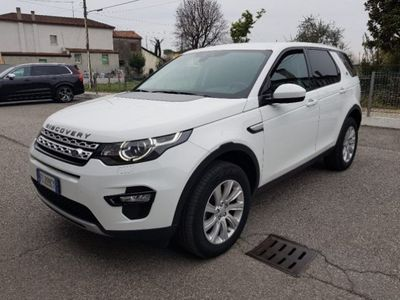 brugt Land Rover Discovery Sport 2.0 TD4 150 CV HSE Unicoproprietario