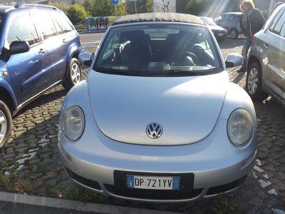 brugt VW Maggiolino 1.6 tdi design diesel
