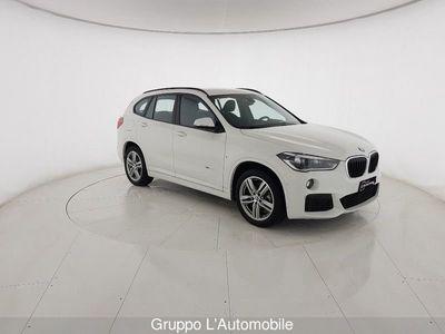 usata BMW X1 F48 xdrive18d Msport auto