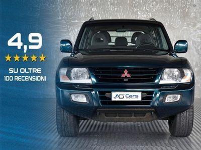 usata Mitsubishi Pajero 2.5 TDI 5p. GLS1 Autocarro