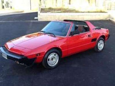 used Fiat X 1/9 America