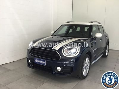usado Mini Cooper D Countryman ALL4 COUNTRYMAN BOOST LINE