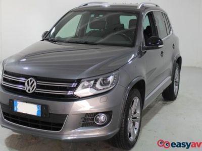 brugt VW Tiguan 2.0 TDI 140 CV 4motion DSG Sport & Style