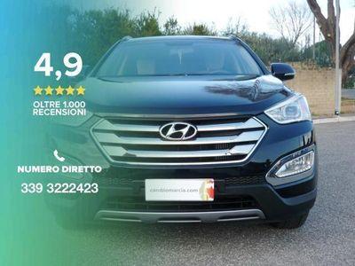 brugt Hyundai Santa Fe 2.0 CRDi 2WD Comfort