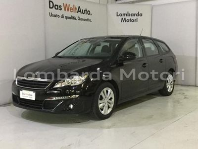 usata Peugeot 308 SW 1.6 bluehdi Business s&s 120cv