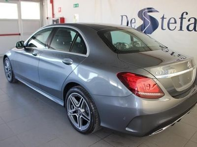 second-hand Mercedes C220 Classe C C Limousined Auto