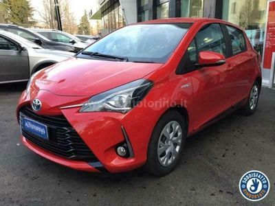 usata Toyota Yaris YARIS5p 1.5 hybrid Active my18