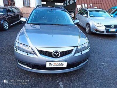 usata Mazda 6 MY\'06 2.0 CD 16V 143CV Wag. Exec.