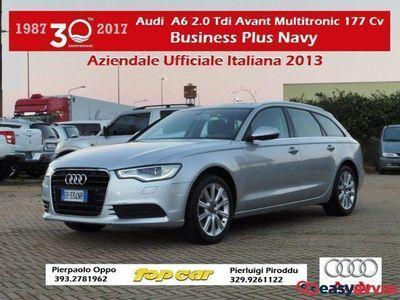 brugt Audi A6 avant 2.0 tdi 177 cv business aziendale diesel