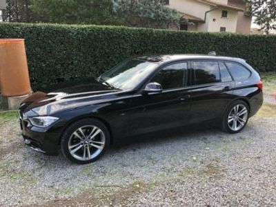 used BMW 320 Serie 3 Touring d usato
