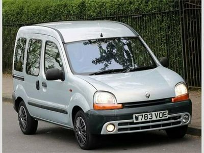 usata Renault Kangoo Kangoo1.2 16V 4p. Gran Confort Express