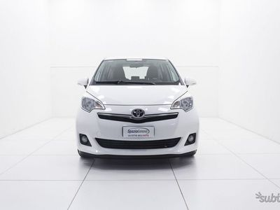 brugt Toyota Verso-S 1.3 CVT Style