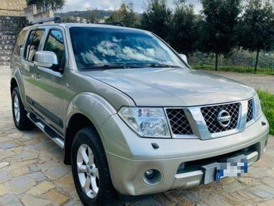 używany Nissan Pathfinder 2.5 dCi LE Platinum rif. 11330666