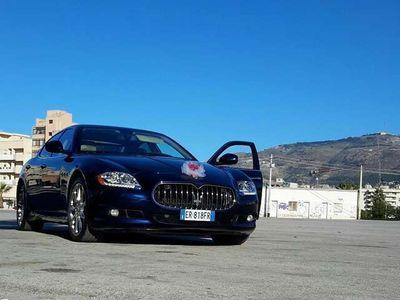 usata Maserati Quattroporte s