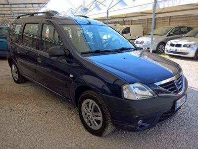 brugt Dacia Logan MCV 1.6 5 posti Ambiance rif. 9972202