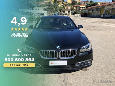 brugt BMW 520 d xDrive Touring Luxury