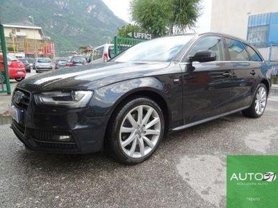 used Audi A4 Avant 2.0 TDI quattro Stronic - KM CERT. UFF.