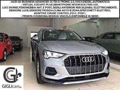 usata Audi Q3 BUSINESS ADVANCED S-TRONIC 2.0,150CV/C.L