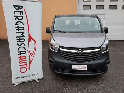 usata Opel Vivaro 29 1.6 BiTurbo 6 Posti