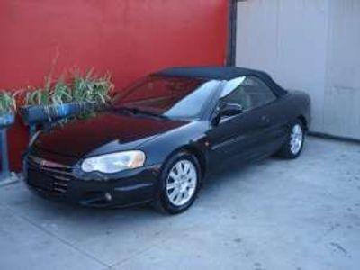usata Chrysler Sebring Cabriolet 2.0 16V cat LX