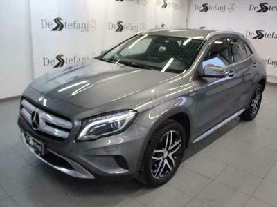 usata Mercedes GLA200 GLA GLA-X156 2014 Dieseld Enduro Activity 4matic auto