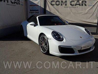usado Porsche 911 Carrera 4S Cabriolet 991 3.0 Pdk rif. 10866316
