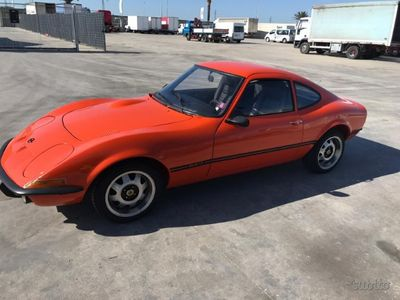 usado Opel GT - Anni 70