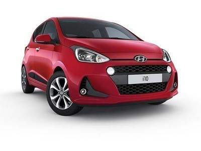 usata Hyundai i10 1.0 MPI Econext Tech