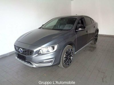 used Volvo S60 CC S60 Cross Country II 2014 S60 c.country 2.4 D4 Summum awd geartronic