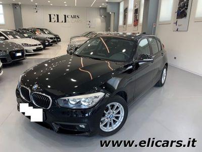 usata BMW 116 i 5p. Advantage - SOLO 29000 KM