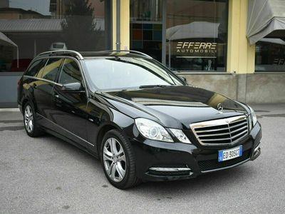 usata Mercedes E350 E350 SW CDI BlueEFFICIENCY Avantgarde Cambio Aut.