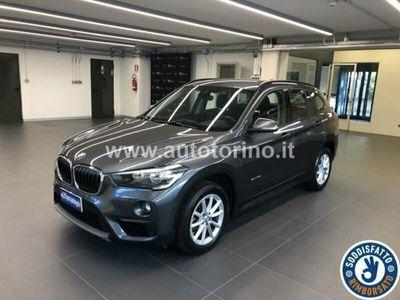 used BMW X1 sdrive18d Advantage