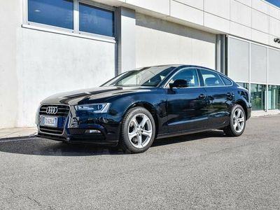 usado Audi A5 Sportback 2.0 TDI 190 CV clean diesel multitronic Business Plus del 2016 usata a Venezia