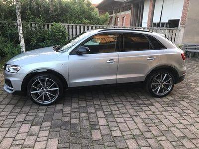usata Audi Q3 2.0 TDI 150 CV quattro S line Edition