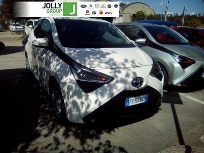 usata Toyota Aygo 1.0 VVT-i 72 CV 5 porte x-cool nuova a Ceccano