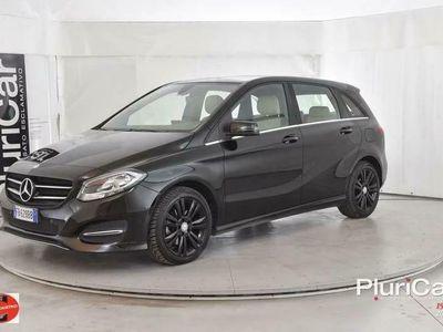 "usata Mercedes B200 Classed 136cv Navi Pelle 17"" EURO6"