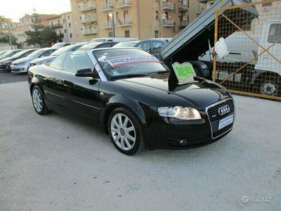 usata Audi A4 Cabriolet s-line 2.0 tdi come nuova(122000km)