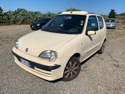 usata Fiat Seicento 1.1I CAT BRUSH - 07/2001 KM 100.000