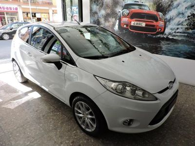 usata Ford Fiesta 1.4 3p. Bz.- GPL Titanium UNICO PROPRIETARIO