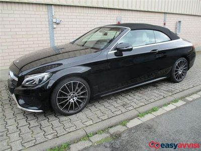 używany Mercedes C220 d Cabrio Premium AMG 9G NAVI