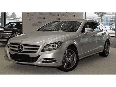 usata Mercedes CLS350 Shooting Brake Classe Cdi Blueeff Aut-navi-xenon-pdc Usato