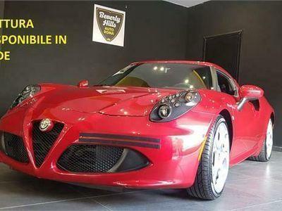 usata Alfa Romeo 4C 4CCompetizione