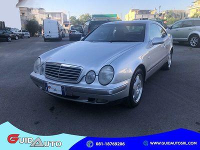 usata Mercedes CLK200 Elegance 2.0 136cv Benzina