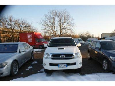 usado Toyota HiLux 2.5 D-4D 2WD 2p. Pick-up full optional