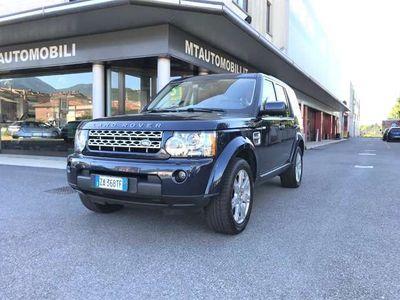 usata Land Rover Discovery 4 3.0 SDV6 245CV SE 7 POSTI