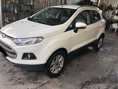 used Ford Ecosport - 2015